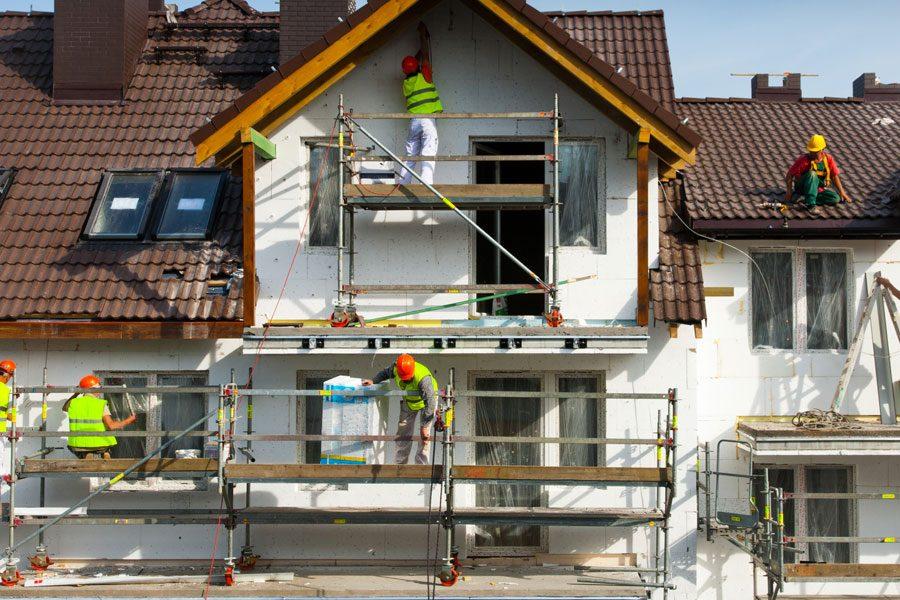 illustration de l'article sur Entreprise en imperméabilisation de façade