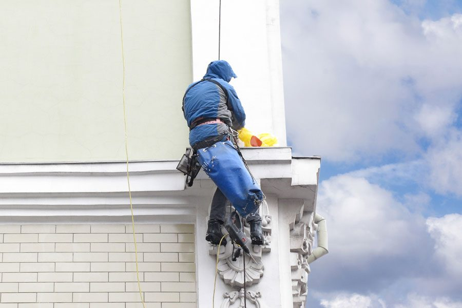 illustration de l'article sur les entreprises traitement decoratif de facade